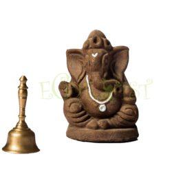Ganesh cow dung idols
